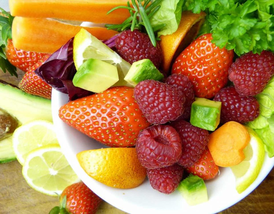 Menjar fruita i verdura cada dia redueix el risc de patir MPOC