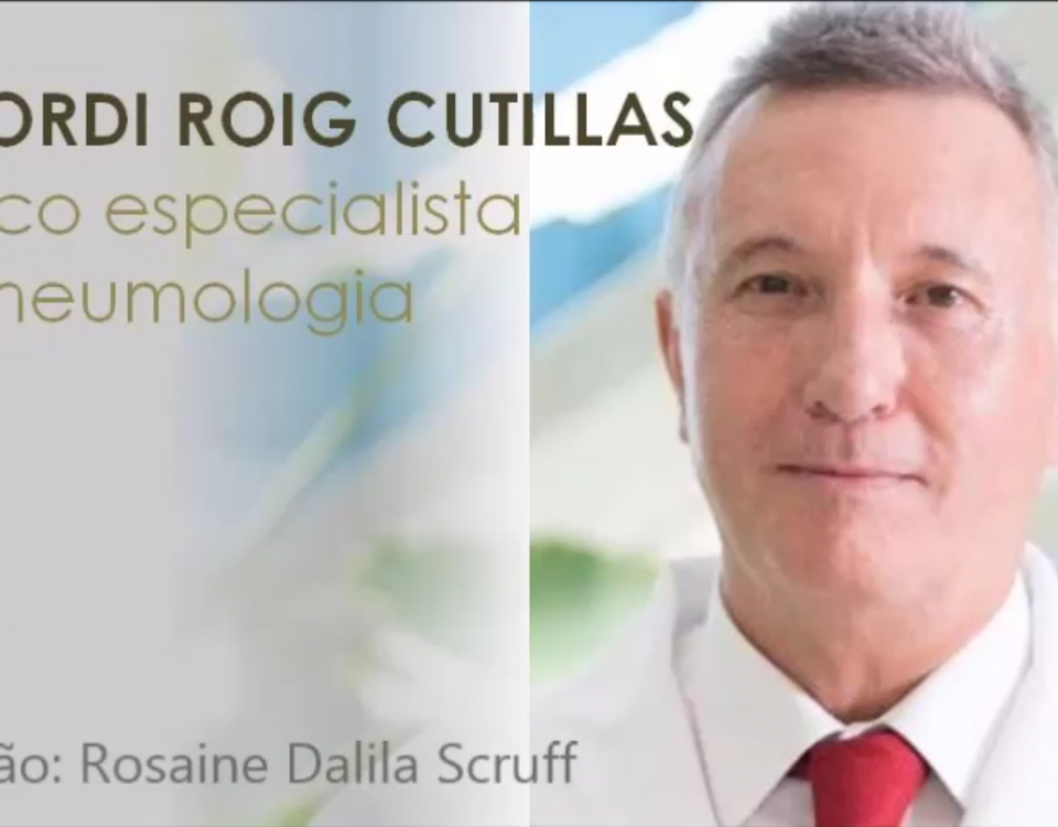Síndrome Aerotóxica - Por Dr. Jordi Roig Cutillas (Médico Especialista em Pneumologia)
