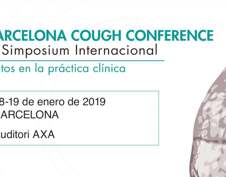 Presentación Mindfulness en la tos, del Dr. Jordi Roig Cutillas y el Dr. Andrés Martín Asuero