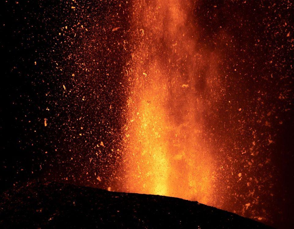 Erupción del volcán Cumbre Vieja, Canarias